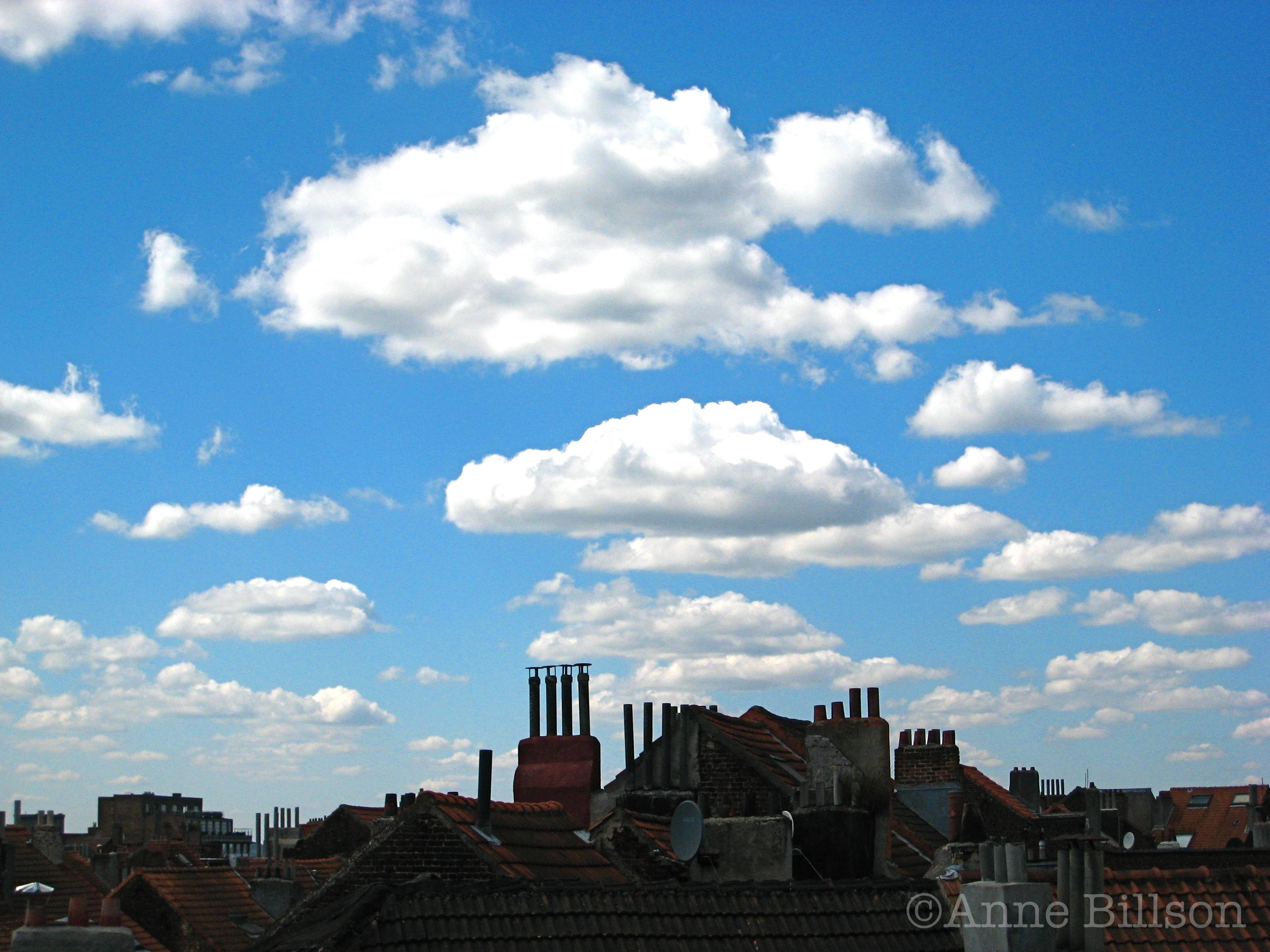 Magritte wolken – L'EMPIRE DES LUMIÈRES