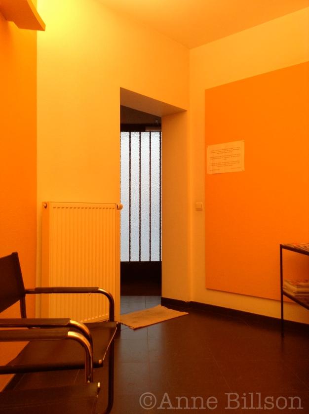 Tandarts wachtkamer: Elsene.