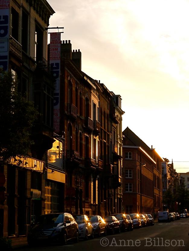 Amerikaanse avond: Amerikaanse Straat, Sint-Gillis.