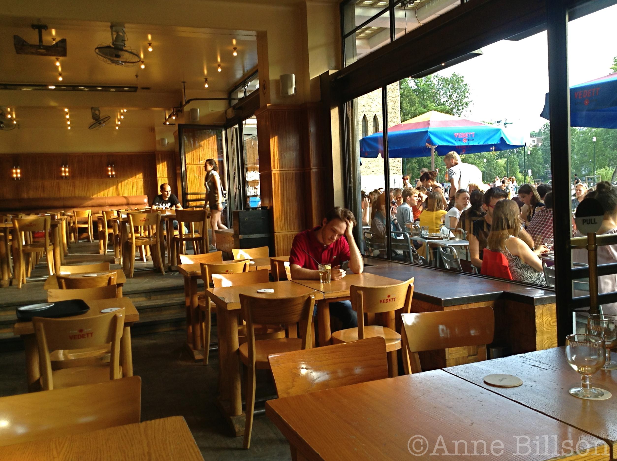 Brussels Cafe Menu Chambersburg Pa