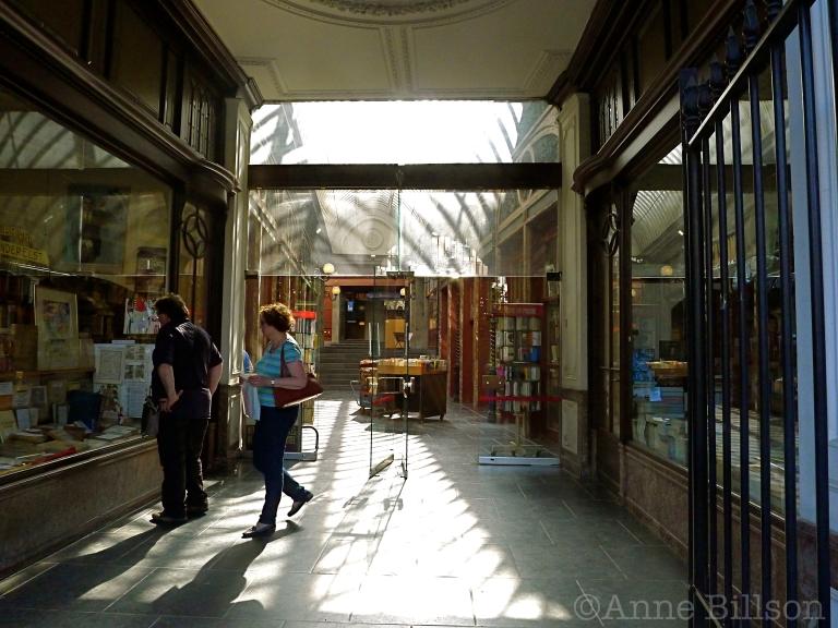 Bortiergalerij, Brussel.