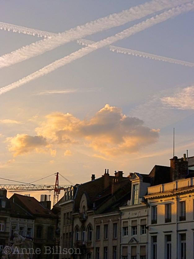 Grote Zavel, Brussel.