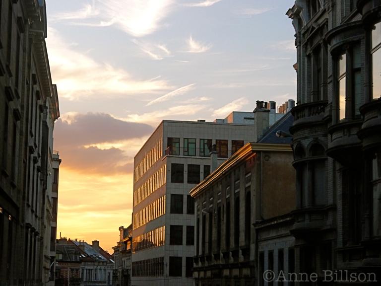 Jozef Dupontstraat, Brussel.
