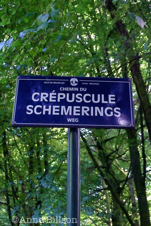 Schemeringsweg, Ter Kerembos, Brussel.