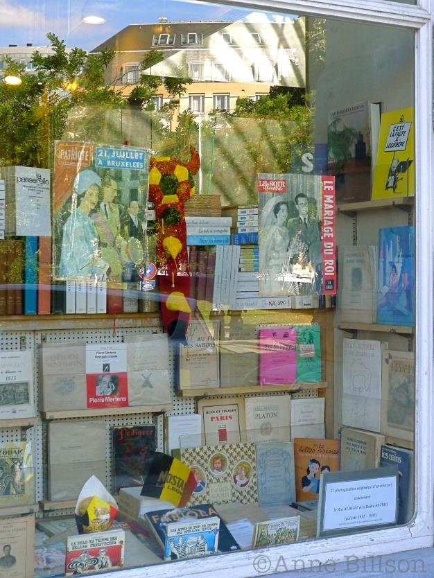 Librairie Van der Elst, Bortiergalerij 2-4, Brussel.