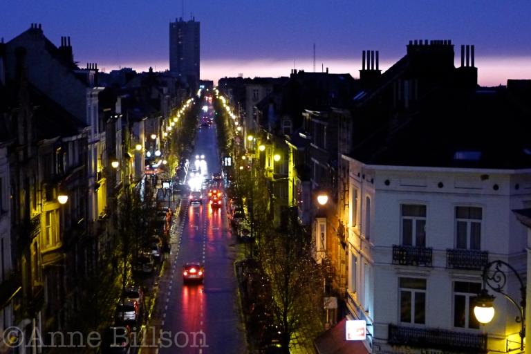 Paarse nacht: Sint-Gillis.