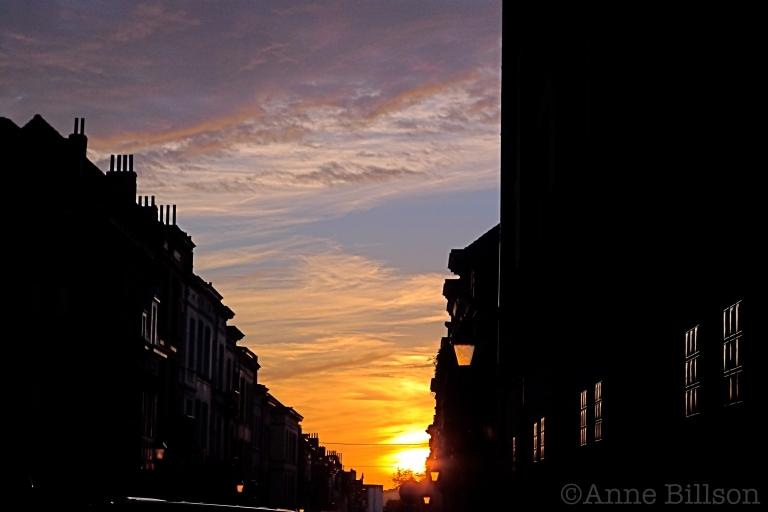 sunsetonew
