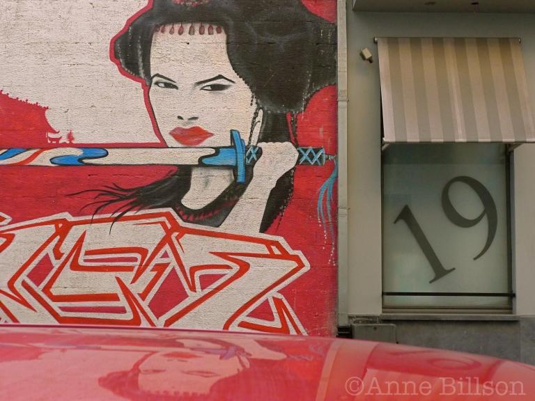 19: de Stassartstraat, Elsene.