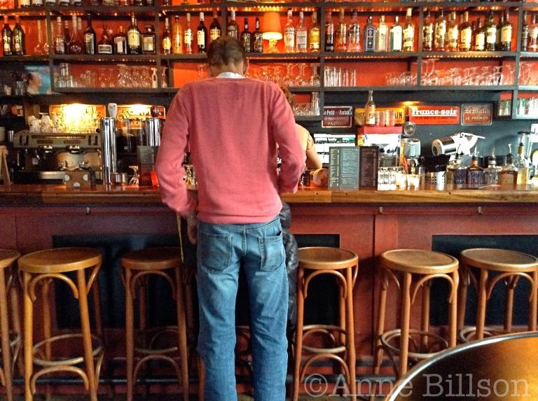 Brugse Zot 6%, Bar des Amis, Eiermarkt 19, Brugge.