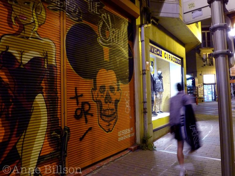 The Skull: Waterloosesteenweg 336, Sint-Gillis.