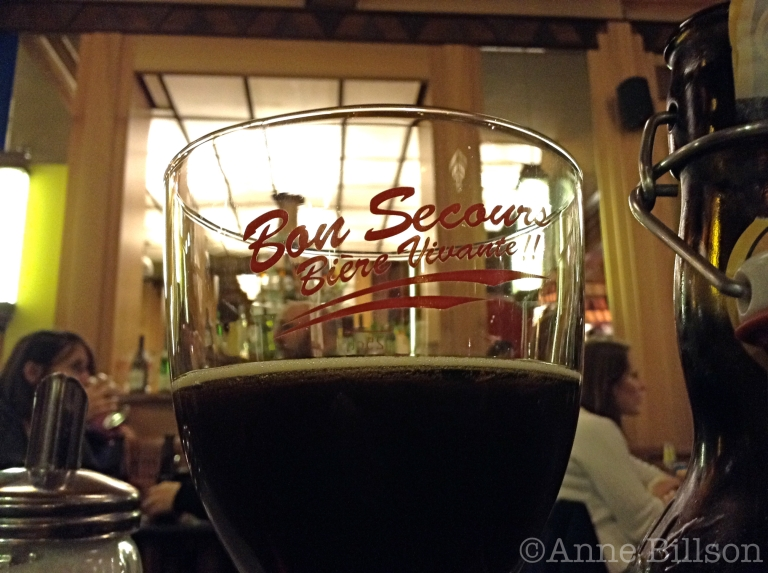 Bon Secours Brune, 8%: L'Ultime Atome, Sint-Bonifaasstraat 14, Elsene.
