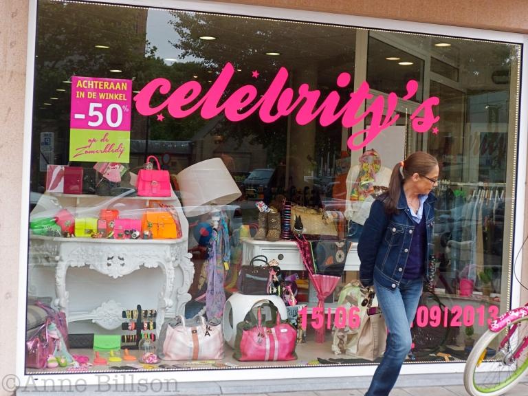 Celebrity's: Knokke.