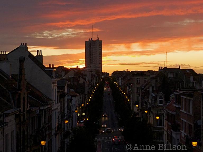 Verlichting tijd: Sint-Gillis.