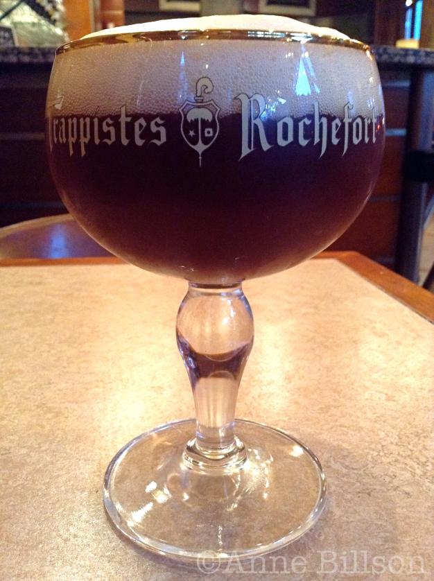 Rochefort 8, 9.2%: Le Bar, Amerikaanse Straat 88, Elsene.