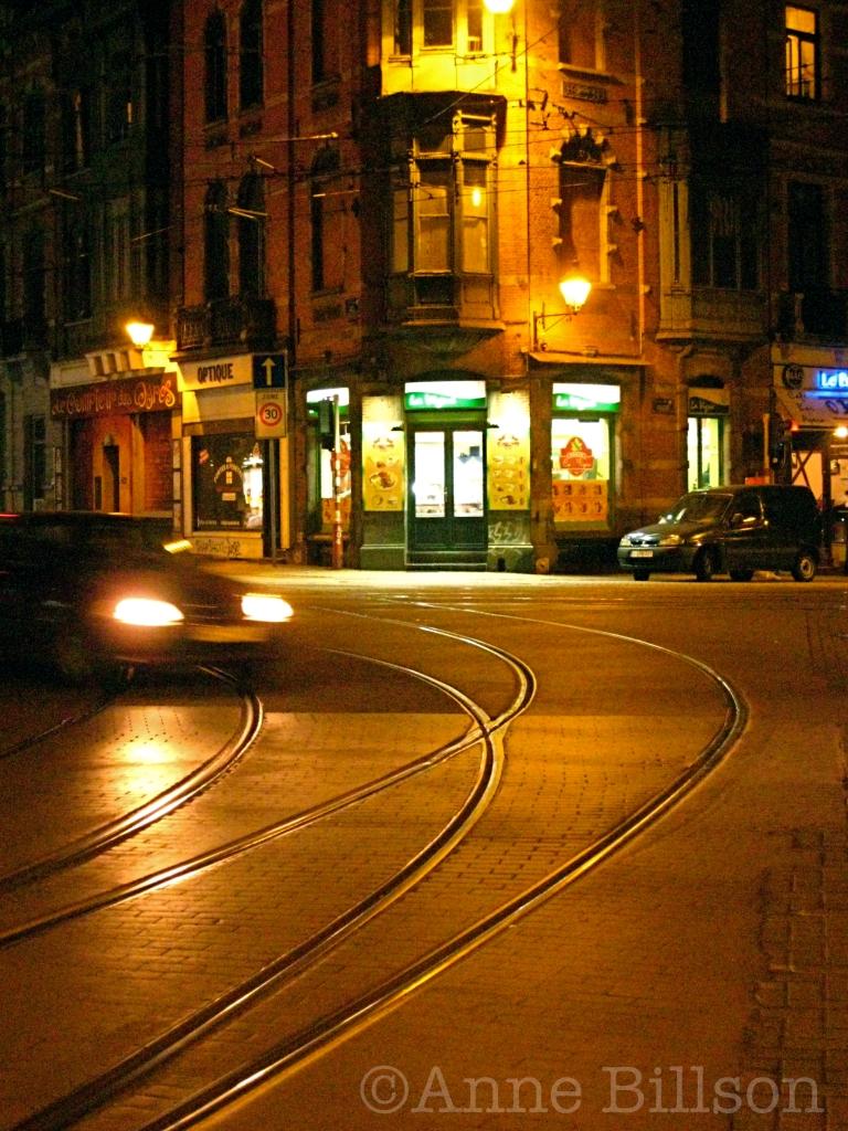 Snack La Vigne (buitenkant): Morisstraat 1, Sint-Gillis.