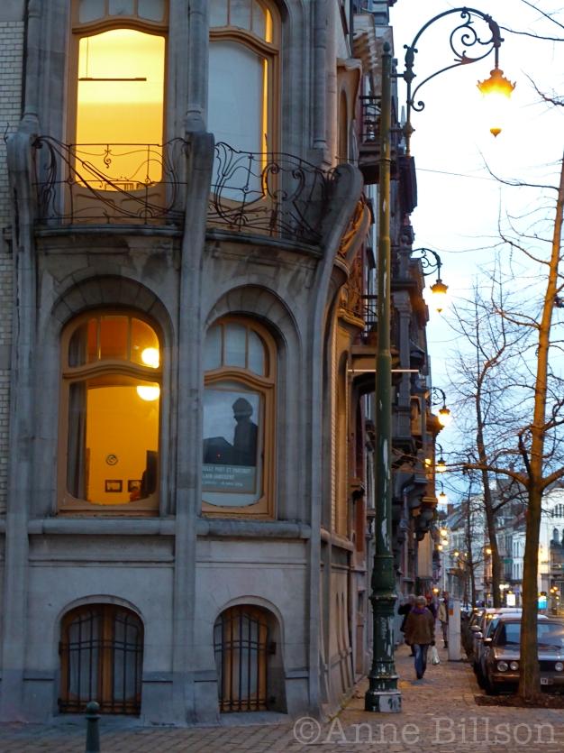 Hôtel Hannon (1903, architect: Jules Brunfaut): Verbindingslaan 1, Sint-Gillis.