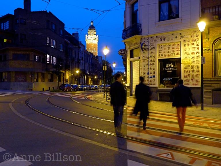 Le Damoiselle: Lombardijestraat, Sint-Gillis.