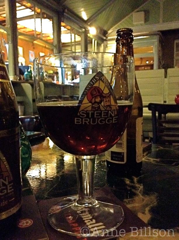 Steenbrugge Dubbel Bruin, 6.5%: De Ultieme Hallucinatie, Koningsstraat 316, Brussel.