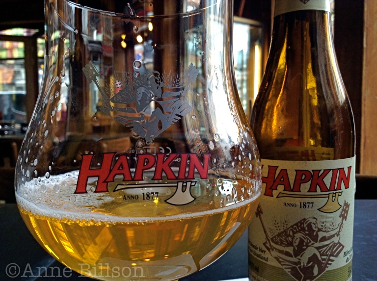 Hapkin, 8.5%: L'Ultime Atome, Sint-Bonifaasstraat 14, Elsene.