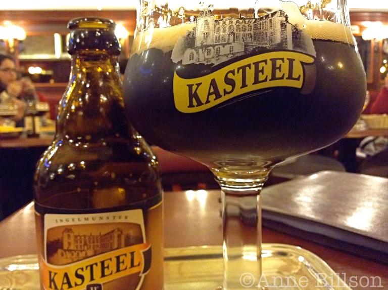 Kasteel donker, 11%: Le Trappiste, Gulden-Vlieslaan 3, Elsene.