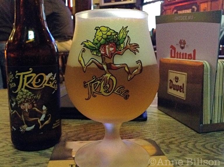 Cuvée des Trolls, 7%: Manneken Pis café, Lievevrouwbroersstraat 31, Brussel.