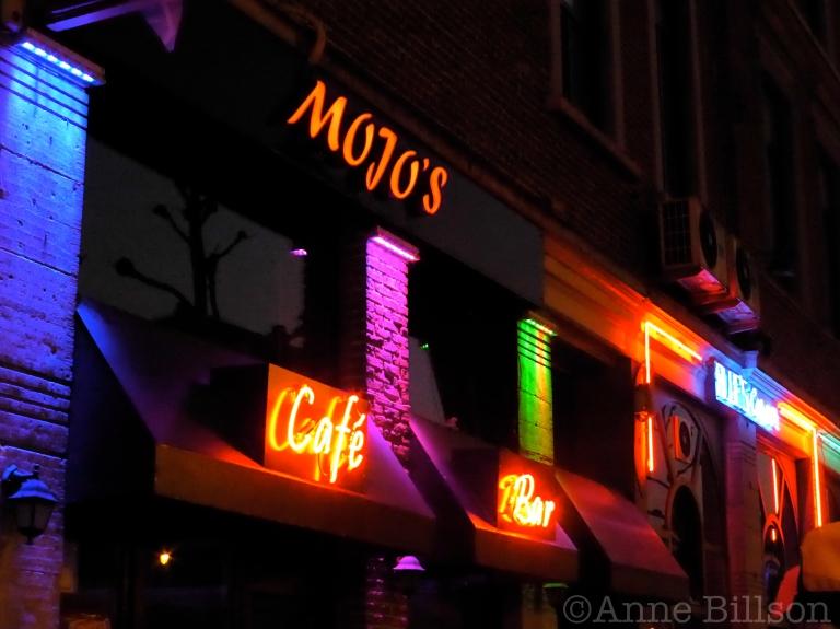 Mojo's: Antwerpselaan, Brussel.