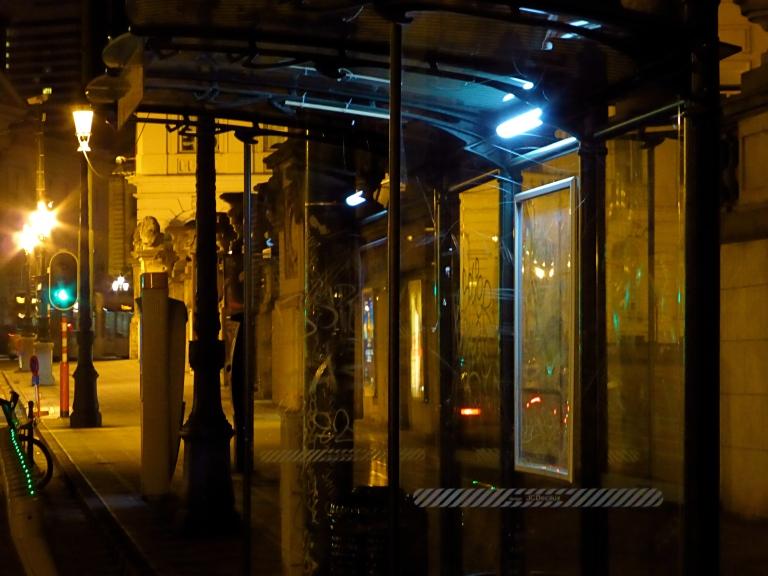 Niemand zit te wachten: Koningsstraat, Brussel.