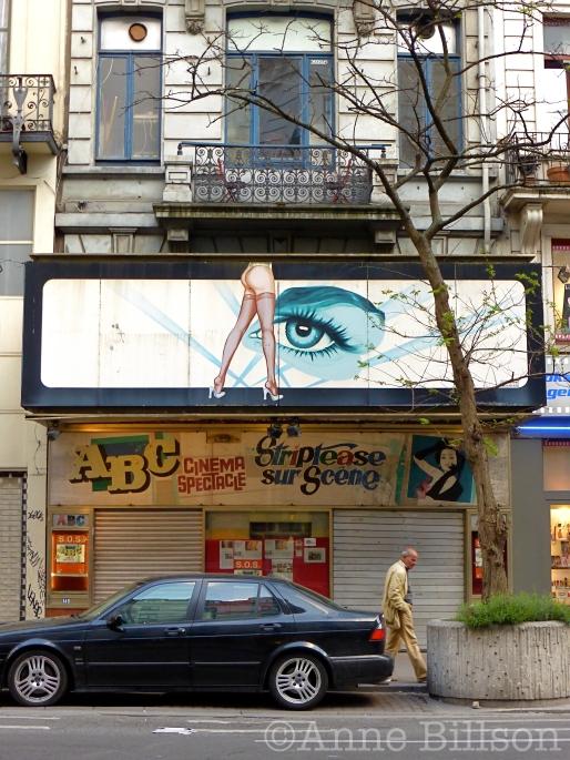 ABC: Adolphe Maxlaan 149, Brussel.