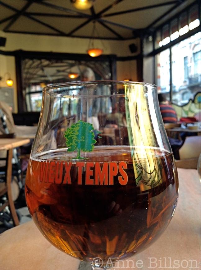 Vieux Temps, 5.2%: Le Perroquet, Watteeustraat 31, Brussel.