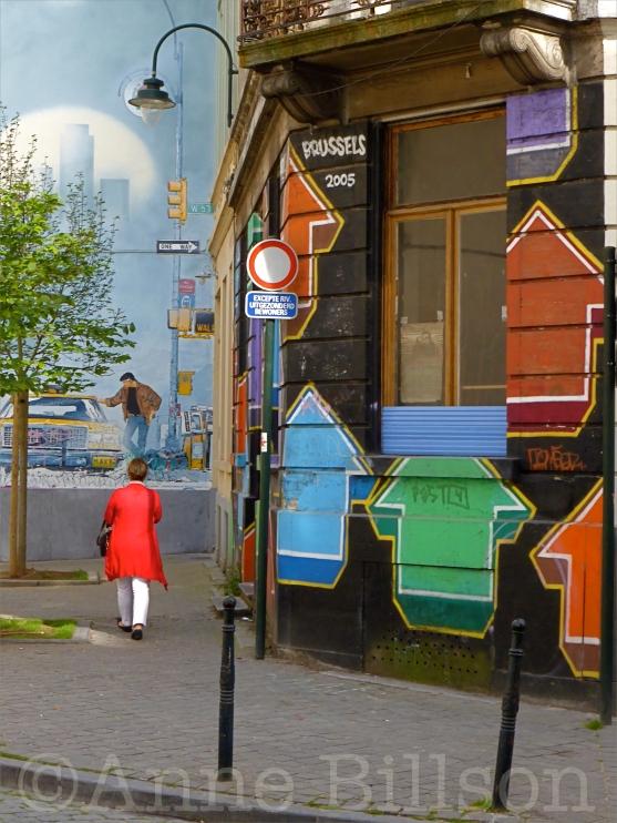 Filips de Champagnestraat: Brussel.