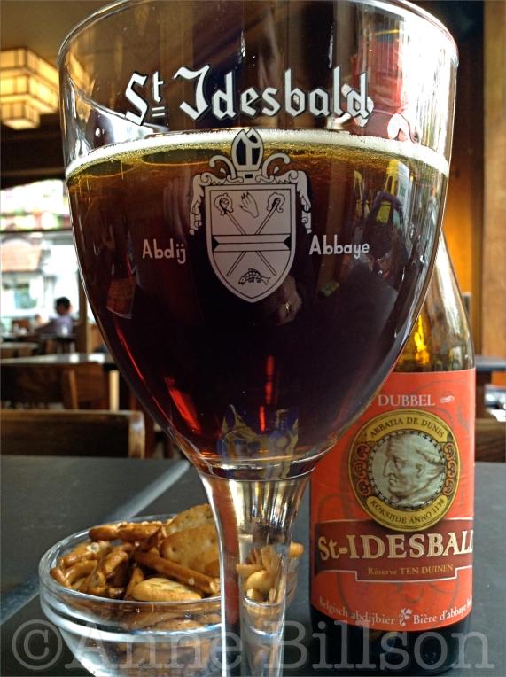 St-Idesbald dubbel (8%): L'Ultime Atome,