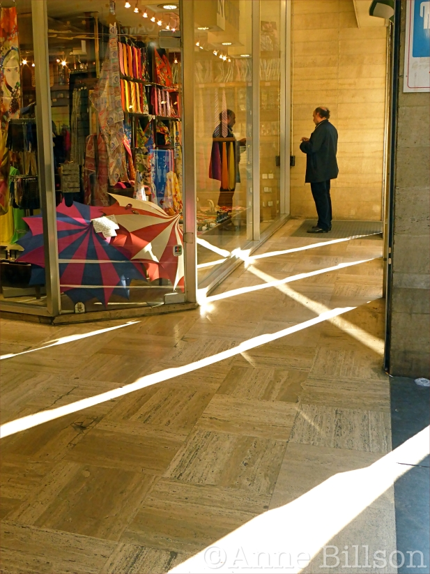 Agora: Agora Galerijen, Grasmarkt, Brussel.