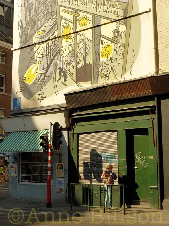 Dupuy-Berberian: Bogaardenstraat, Brussel.