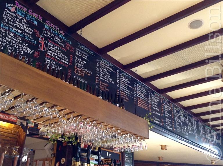 Moeder Lambic bier menu: Moeder Lambic, Savoiestraat 68, Sint-Gillis.