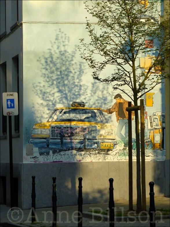 MAK B: Filips de Champagnestraat: Brussel.