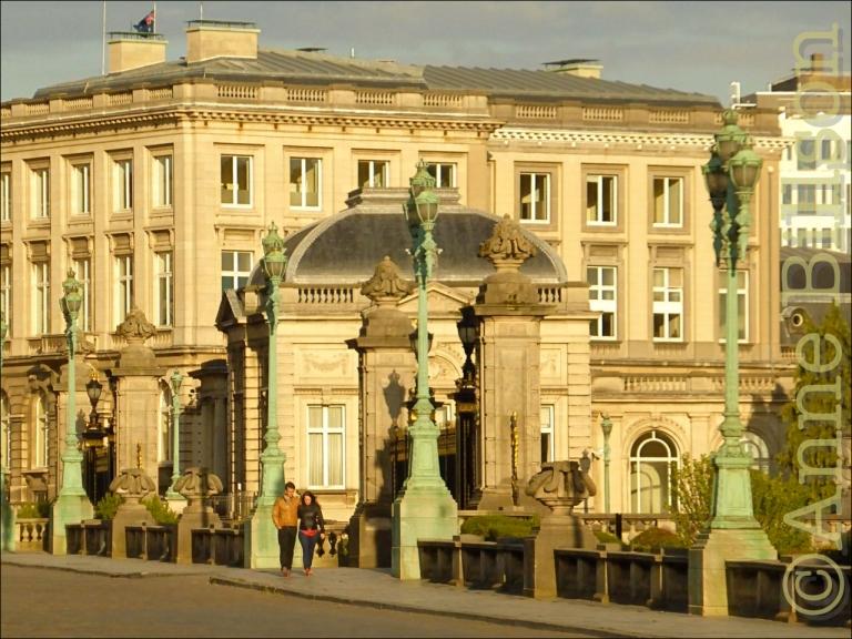 Koninklijk paleis van Brussel: Paleizenplein, Brussel.
