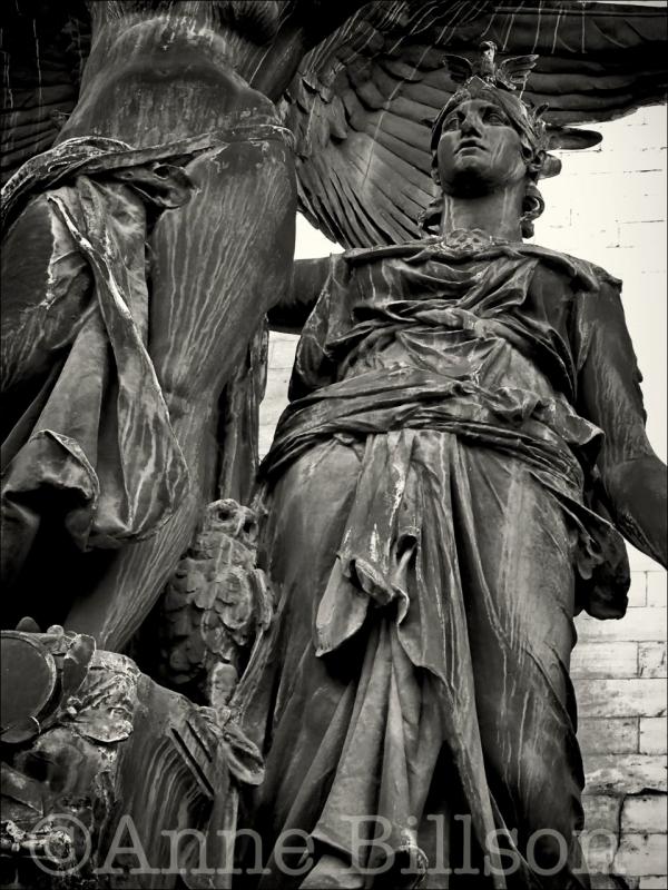 Beeldhouwwerken: Koninklijke Musea voor Schone Kunsten van België, Regentschapsstraat 3, Brussel.