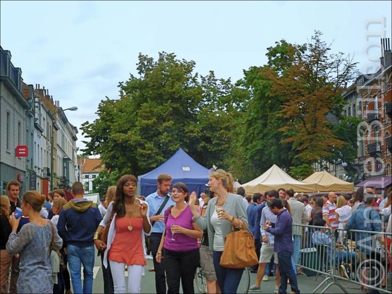 Woensdag markt: Kasteleinsplein, Elsene.