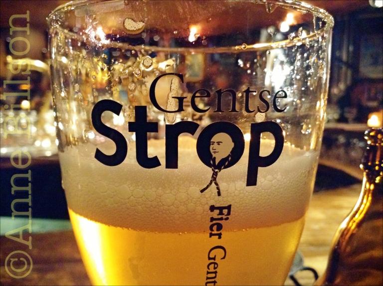 Gentse Strop, 6.9%: De Brouwzaele, Ter Platen 17, Gent.