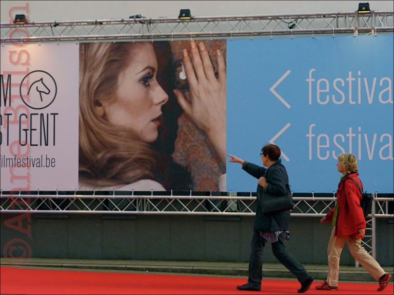 Catherine Deneuve: Film Fest Gent, Kinepolis Gent, Ter Platen, Gent.