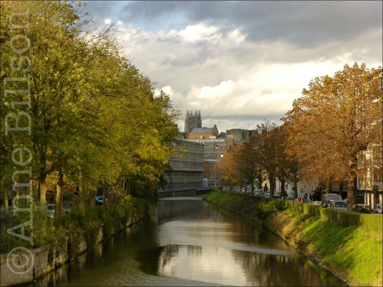Van Kantienberg: Gent.