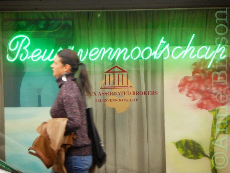 Beursvennootschap: Leopoldstraat, Mechelen.