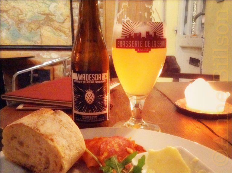 Wadesda, 6%, Brasserie de la Senne: le Renard Bleu, Vossensstraat 5, Brussel.