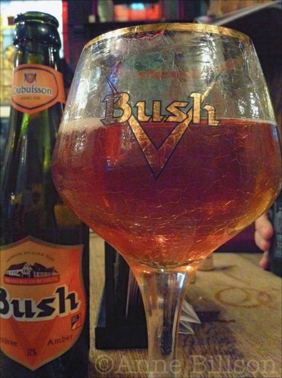 Bush Amber, 12%: À l'imaige Nostre-Dame, Geschenkengang 3, Brussel.