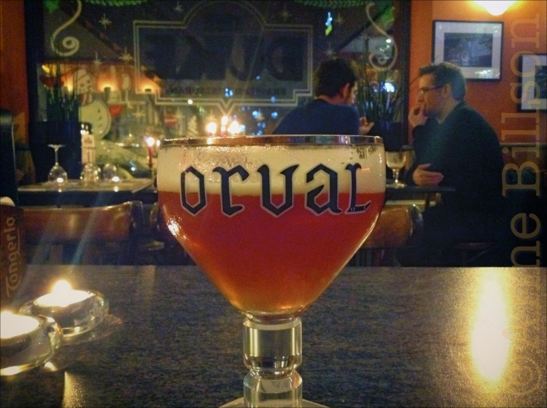 Orval, 6.2%, bij The Duke: The Duke, Waterleidingsstraat 111, Elsene.