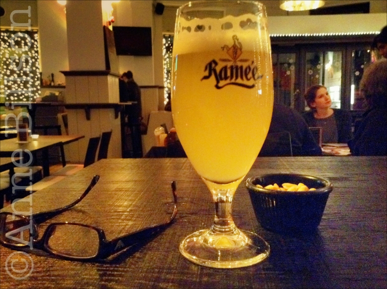 Ramée wit, 5%: Banco! Baljuwstraat 79, Elsene.