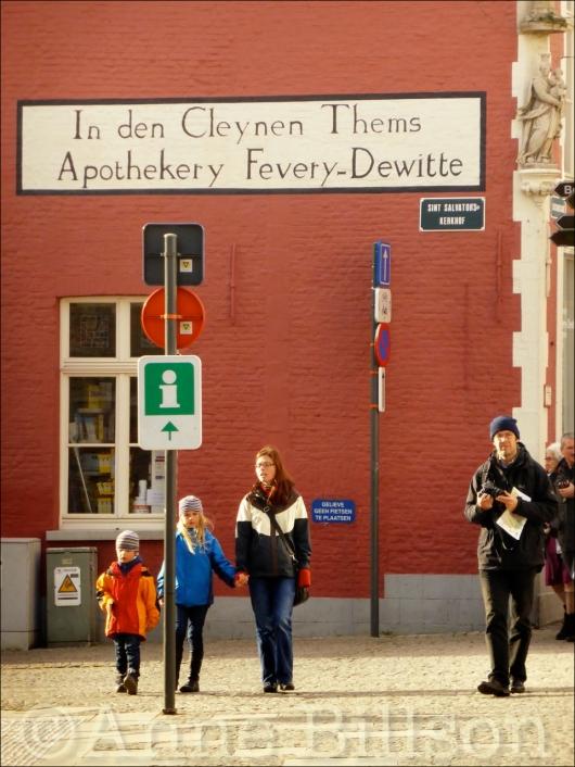 Apothekery: Brugge.