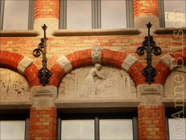 Wever: Zuidzandstraat, Brugge.