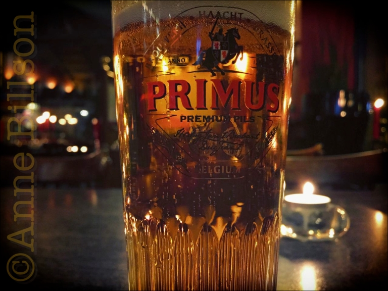Primus Premium Pils, 5.2%: The Duke, Waterleidingstraat, Elsene.
