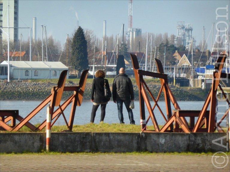 De Schelde: Antwerpen.